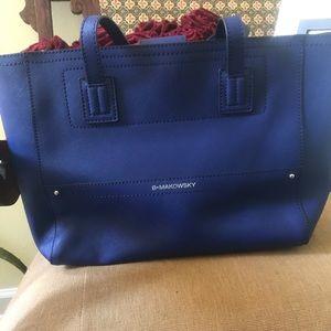 B. Makowsky Beach Bag